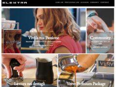 Elektra social platform