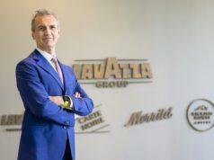 ANTONIO BARAVALLE LAVAZZA GROUP CEO