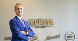 ANTONIO BARAVALLE LAVAZZA GROUP CEO