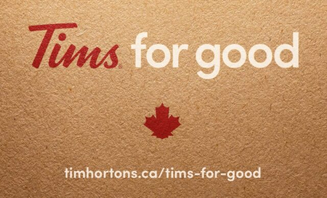 Tims For Good