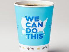 McDonald's partnership vaccines