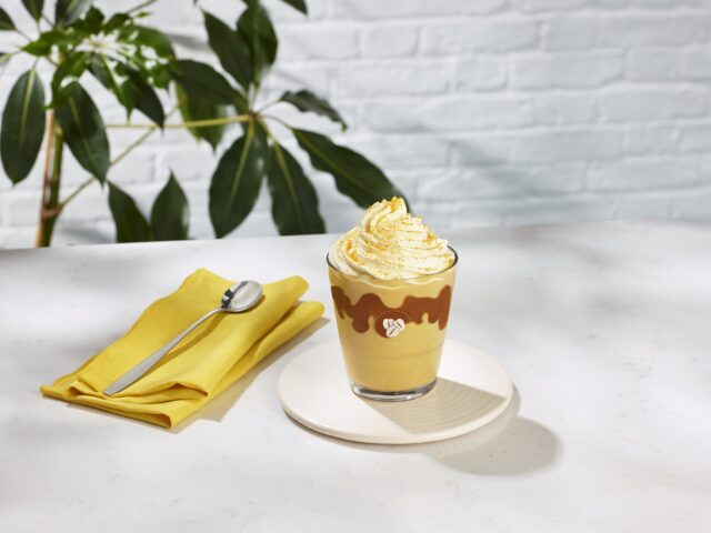 Costa Coffee Golden Caramel
