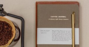 Goldleaf The Coffee Journal