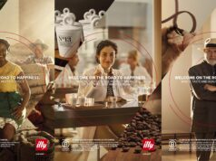 illycaffè communication campaign