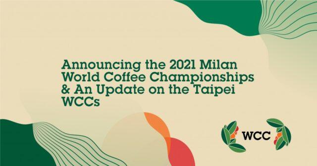 Milan World Coffee Championships