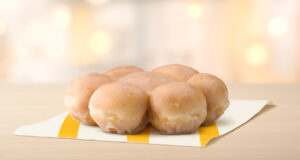 Glazed Pull Apart Donut