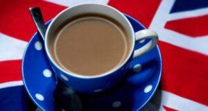Brits coffee