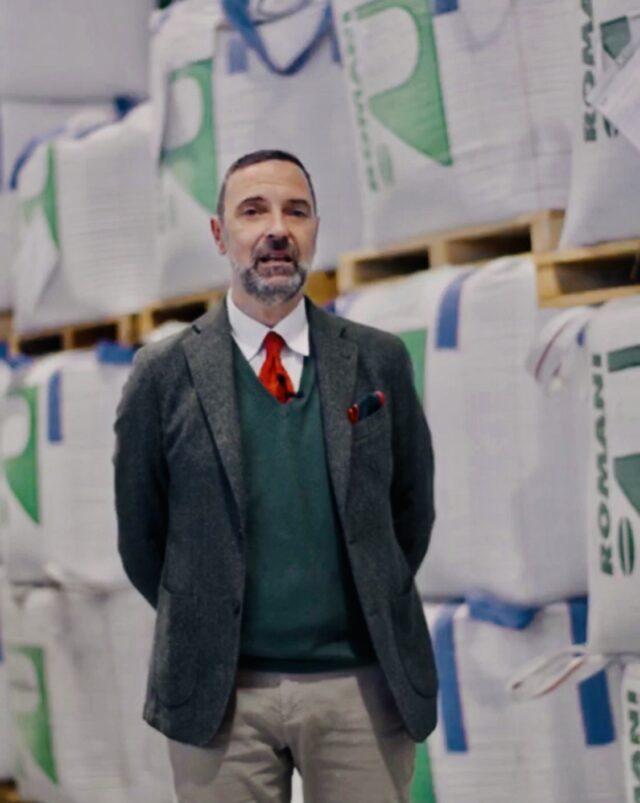 Federico Traverso logistics