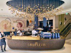 Lavazza flagship London