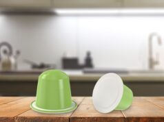 Jabil home-compostable coffee capsule