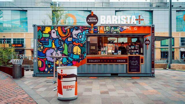 Nescafé Azera Barista