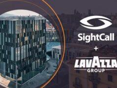 SightCall Lavazza